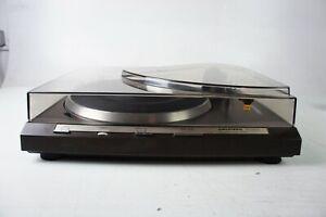Grundig PS 3500 Direct Drive Turntable Plattenspieler Direktantrieb  Hi-1070