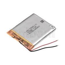 715565, Internal Lithium Polymer Battery 3.7 V 2500mAh 71x55x65mm
