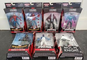 Marvel Legends Series BAF Marvel's Vulture  Complete Set