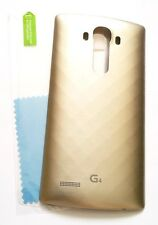 """Original OEM Battery Door Cover For LG G4 F500 H910 H815 W/NFC +S/P  """"GOLD"""" ~ US"""