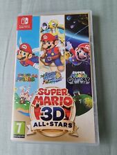 Nintendo Switch Game Super Mario 3D All-Stars 3 in 1 games