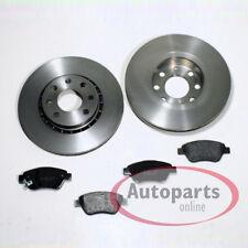 Chevrolet Spark Bremsscheiben Bremsen Bremsbeläge für vorne die Vorderachse*