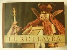 Le Roi Lavra, Artia Prague, Karel Zeman Kral Lavra, Karel Zeman, Marionetten,