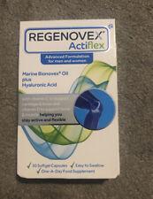 Regenovex Actiflex Marine Bionovex Oil Plus Hyaluronic Acid - 30 Capsules