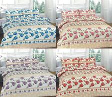 Polyester Rose Bedding Sets & Duvet Covers