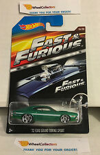 Fast & Furious * '72 Ford Grand Torino Sport * Hot Wheels * A19