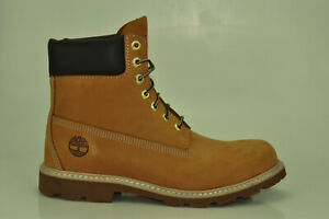 Timberland 6 Inch Premium Boots Waterproof Men Lace up Boots A1URQ Wide M