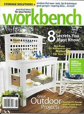 Workbench magazine Outdoor projects Potting bench Windows Tool tips Garage ideas