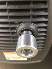 Genexhaust For Honda Eu1000i Generator 1 12 Exhaust Extension No Hose