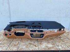 BMW 640 GT 540I DASHBOARD DASH BOARD COVER WITH BAG BROWN 2017-2019 G32 G30