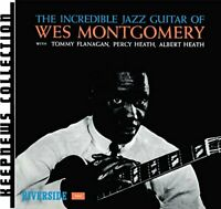 Wes Montgomery - Incredible Jazz Guitar [CD]