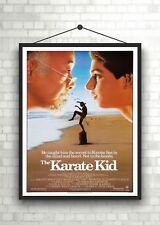 The Karate Kid Classic Movie Poster Art Print A0 A1 A2 A3 A4 Maxi