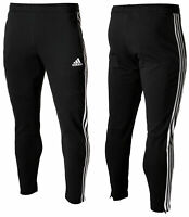Adidas Men's Tiro 19 French Terry Pants Training Tapered Sport Black Bottoms