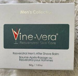 Vine Vera Reservartol After Shave Balm BNIB