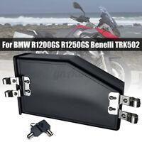 Werkzeugkasten 5L Aluminum Tool Box Für BMW R1200GS R1250GS F850GS F750GS TRK502