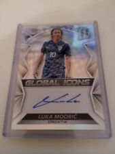 Serial Numbered Real Madrid Football Trading Cards