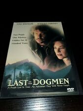 Last of the Dogmen DVD 1999 Tom Berenger Barbara Hershey Native American Indian