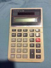 Calculator Unisonic Xl1018x Solar Desktop VintCalltxt32I837nine974 Ocoee Fl