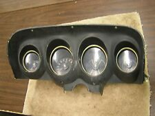 OEM Ford 1969 Mustang Dash Cluster Gauges Speedometer