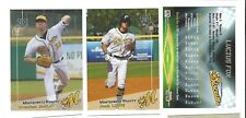 2019 MONTGOMERY BISCUITS TEAM SET COMPLETE MINORS AA TAMPA BAY RAYS