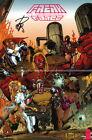 Erik Larsen SIGNED Promotional Image Comics Freak Force Promo Art  Poster
