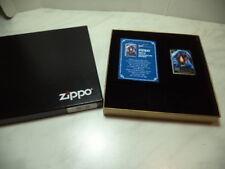 ZIPPO ACCENDINO LIGHTER MAZZI ANNIVERSARY EDITION 2013 NUMERO 238/900  RARE NEW