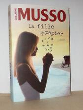 Guillaume Musso – La fille de papier – Le Grand Livre du Mois 2010