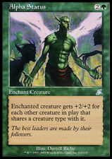 MTG ALPHA STATUS FOIL EXC - ESEMPLARE ALPHA - SCG - MAGIC
