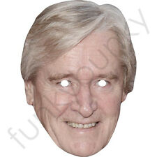 William Roache-KEN Barlow da Coronation Street Celebrità Maschera di carta