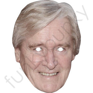 William Roache, Ken Barlow, Celebrity Card Mask - All Masks Are Ready To Wear