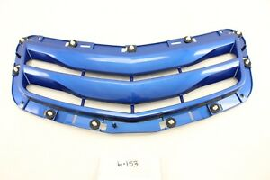 NEW GM OEM CADILLAC ATS-V ATS V HOOD VENT LOUVER 16-19 BLUE GD1 23369217