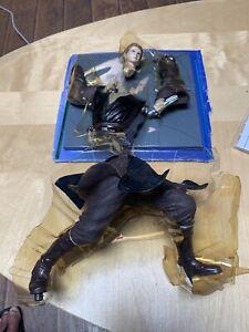 2002 Star Wars Rare Padawan Anakin Skywalker ARTFX Kotobukiya 1/7 Vinyl Kit