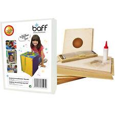 Baff Kids Kinder-Trommel-Hocker Musikmöbel Bausatz Cajon