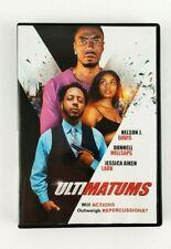 Ultimatums MYSTERY/THRILLER DVD Movie