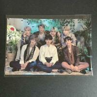 BTS weverse official benefit photocard photo magic shop