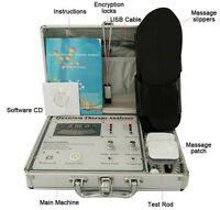 Quantum Therapy Analyzer 52 Reports Quantum Resonance Magnetic Analyzer Massager