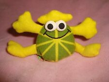 Moose Enterprise Carnival Smelly Bellys Limmy Lime Rare Plush 3""