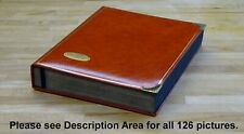 MIDDLE EAST Mint/Used, Sets, Shades, etc. in Large Benham Stockbook. (126 pics)