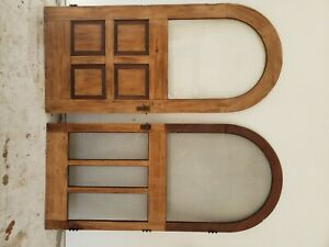 Antique beautifully Arched Doors
