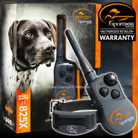 SportDOG SD-825X SportHunter 825X Dog Training Collar Remote Shock 1/2 Mi. Range