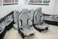 BMW M8 Grand Coupe M Sports Leather seats Leder Sitze Merino Silverstone