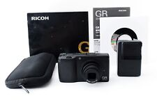 NEAR MINT Ricoh GR Digital II 10.1MP Digital Camera Black from JAPAN