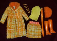 Vintage Barbie*Made For Each Other #1881*Complete Outfit! *Htf Necklace Belt