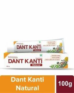 Patanjali Dant Kanti Herbal Toothpaste 4 x 100g Family Size