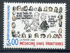 STAMP / TIMBRE FRANCE NEUF N° 3205 ** MEDECINS SANS FRONTIERES