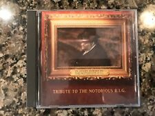 Tribute To The Notorious Big Cd!