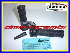 Comando Gas Rapido DOMINO SCE MiniMoto con manopole stradali (Tommaselli) 228703