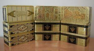 Yugioh Collectors Tin Repacked Job Lot Bundle 100 Cards inc Holos Secret Rare