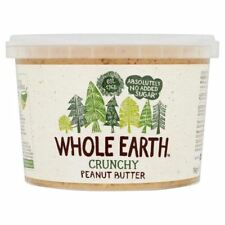 Whole Earth Crunchy Peanut Butter - 1kg (2.2lbs)