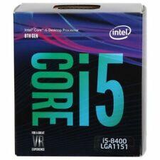 Intel Core I5 8400 - 2.8 GHz Hexa-Core (BX80684I58400) Processor